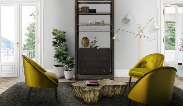 Living Room Ideas - Modern Leather Chairs Living Room Ideas – Modern Leather Chairs Covet Lounge 3 600x350