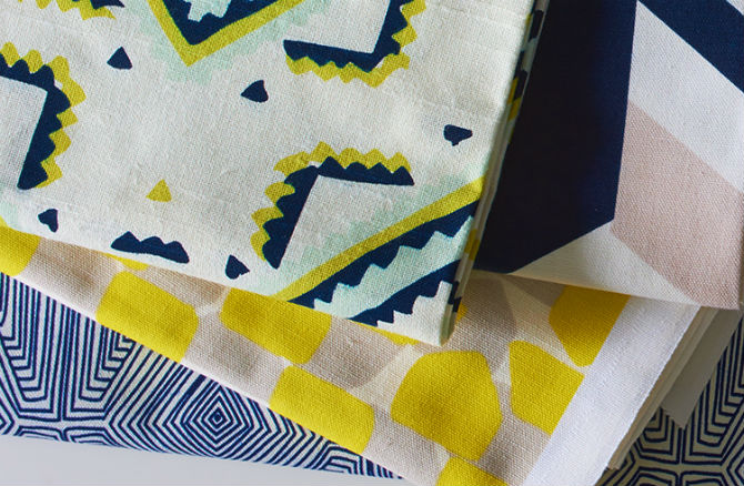 Interior design tips chair fabrics collection by Nate Berkus