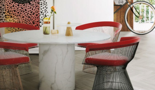 Fill your Dining Area with Colors Red Chair Inspiration (2) red chair Fill your Dining Area with Colors: Red Chair Inspiration Fill your Dining Area with Colors Red Chair Inspiration 7 600x350