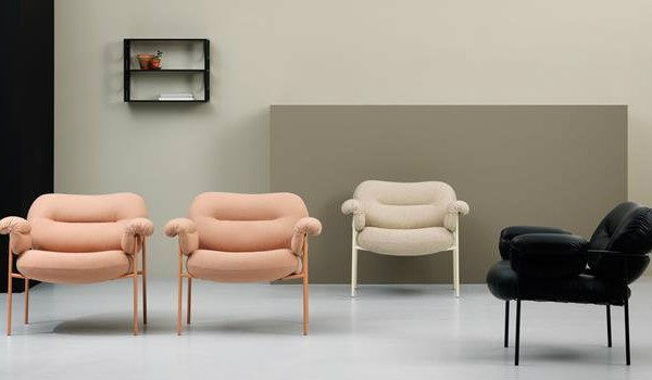 Modern Chairs Stockholm Furniture Fair 2016 Bollo chair in Fogia collection furniture stockholm furniture fair Stockholm Furniture Fair 2016: Bollo chair for Fogia Modern Chairs Stockholm Furniture Fair 2016 Bollo chair in Fogia collection furniture 600x350