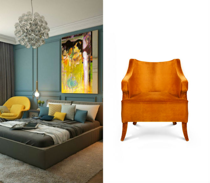 Find the Best Velvet Armchair for Your Bedroom