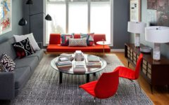 How to Decor your Living Room with a red chair red chair How to Decor your Living Room with a red chair How to Decor your Living Room with a red chair 11 240x150