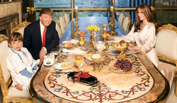Luxury Dining Chairs From Donald Trump´s NYC Penthouse dining chairs Luxury Dining Chairs From Donald Trump´s NYC Penthouse Luxury Dining Chairs From Donald Trump  s NYC Penthouse 3 600x350