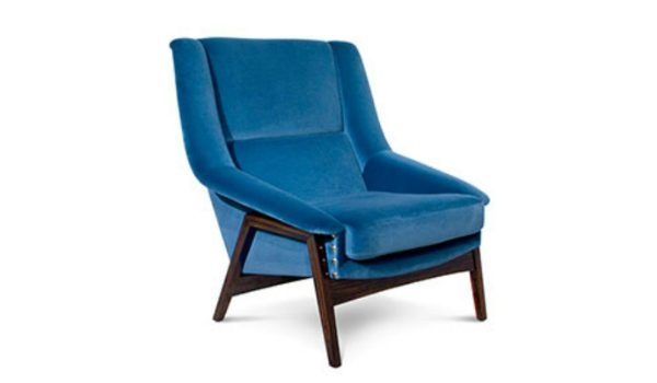 velvet armchair Lapiz Blue: The Pantone Color You Need For Your Velvet Armchair inca armchair 2 HR 1 600x350