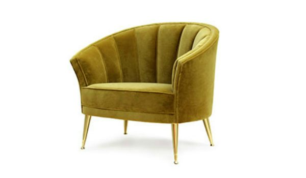 velvet chair Consider A Colorful Velvet Chair To Set The Mood For Summer maya armchair 2 HR 1 600x350
