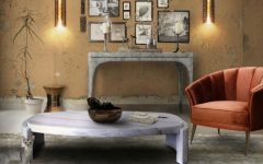 """6 Stylish Modern Chairs To Invite Pantone's """"Flame"""" In Your Interior"""