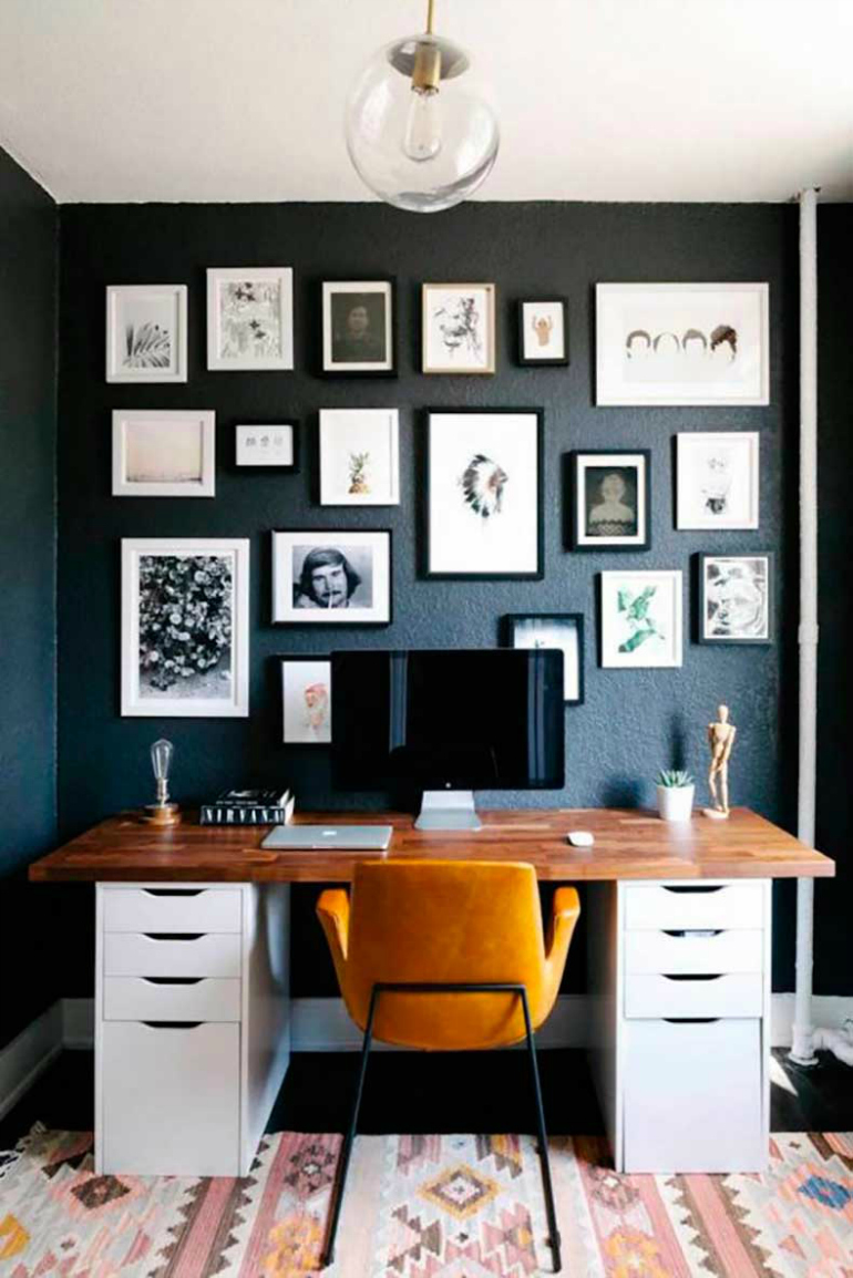 7 Stunning Accent Chairs For Your Home Office accent chairs 7 Stunning Accent Chairs For Your Home Office couples decorating the everygirl2 e1479099041138
