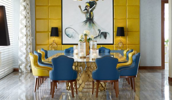 accent chairs 7 Rainbow Dining Room Ideas: trendy and accent chairs for it 6 Rainbow Dining Room Ideas trendy and accent chairs for itbrabbucover 600x350