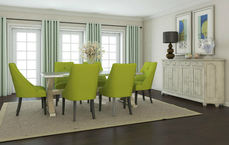How To Use Green Modern Chairs In Your Home Décor green modern chairs How To Use Green Modern Chairs In Your Home Décor 2 6