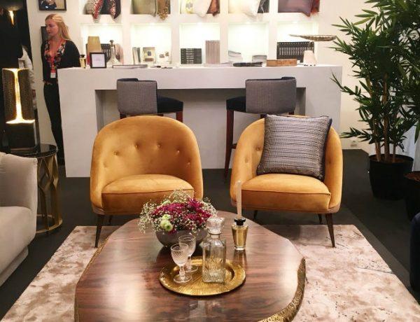 ultimate modern chair at maison et objet