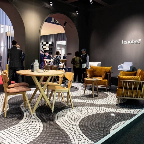 isaloni 2019 iSaloni 2019: Fantastic Chair Designs at the Italian Trade Show Fenabel 1 1