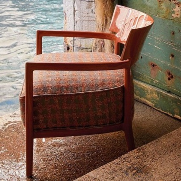 modern chairs Modern Chairs: The Best of Upholstery to Enter the Summer Summer is Coming