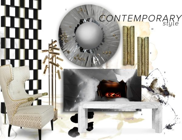 contemporary style Contemporary Style: A Sophisticated Yet Subtle Trend Contemporary Style  A Sophisticated Yet Subtle Trend 4 600x460