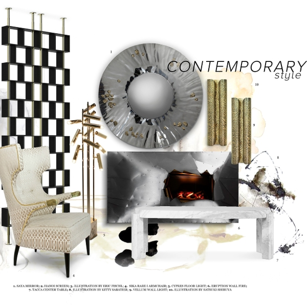 contemporary style Contemporary Style: A Sophisticated Yet Subtle Trend Contemporary Style  A Sophisticated Yet Subtle Trend 4