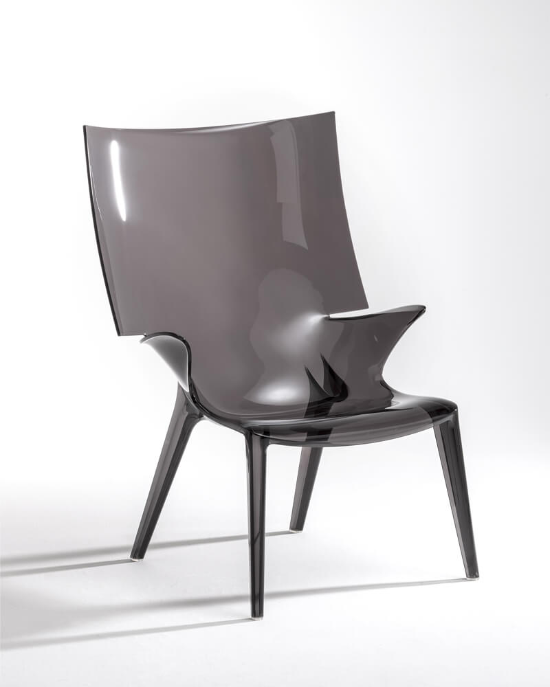 philippe starck Philippe Starck: A Staggering Collection of Armchairs Philippe Starck A Staggering Collection of Armchairs 5