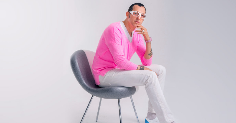 karim rashid Karim Rashid: An Excentric Chair Collection Karim Rashid An Excentric Chair Collection 10 1