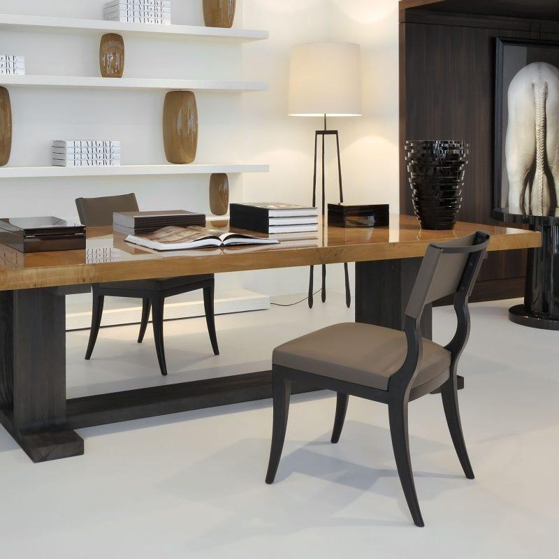 christian liaigre Christian Liaigre: Modern Chairs for an Iconic Design Christian Liaigre Modern Chairs for an Iconic Design 4