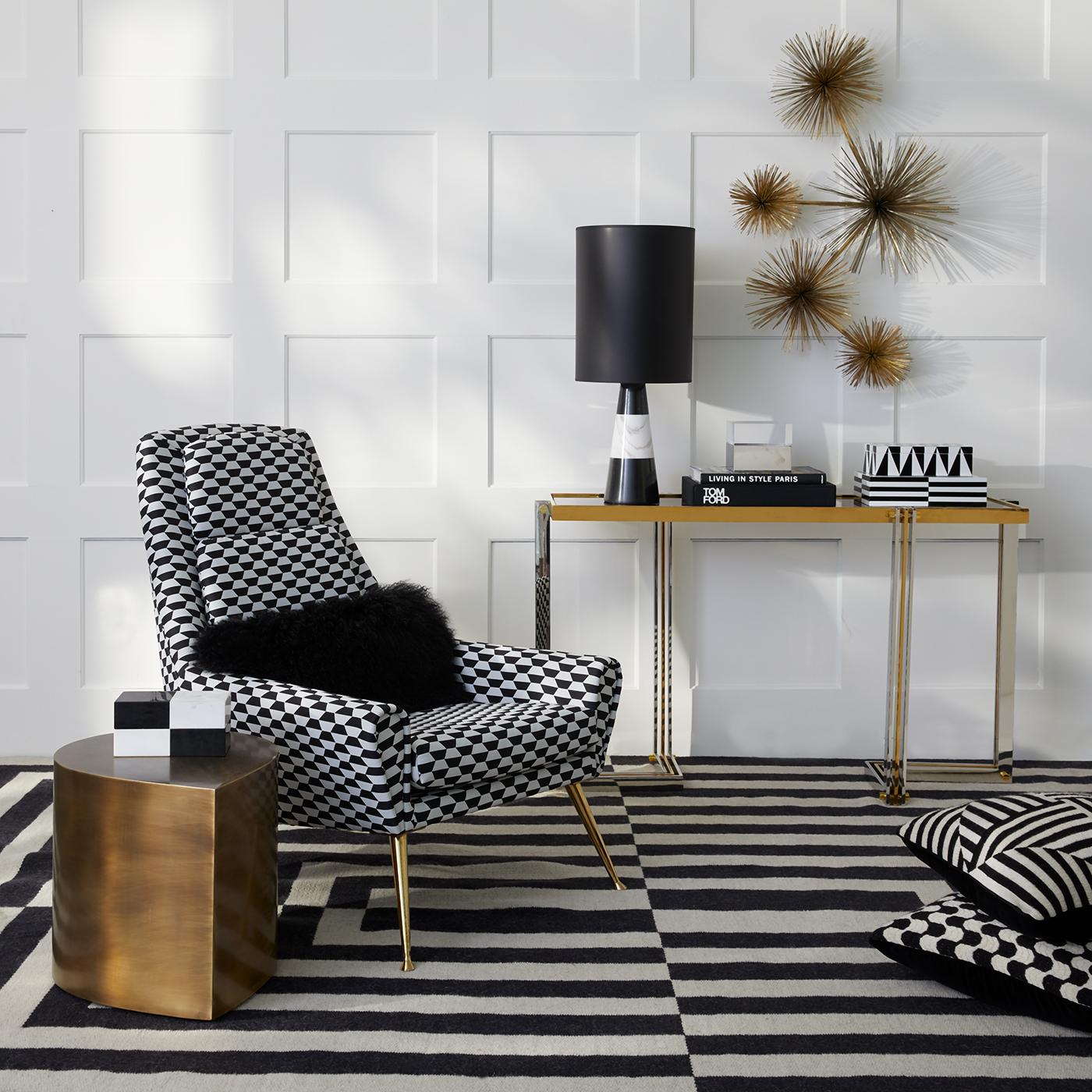 jonathan adler Jonathan Adler: Modern Chairs in a Mid-Century Modern Style Jonathan Adler Modern Chairs in a Mid Century Modern Style 2