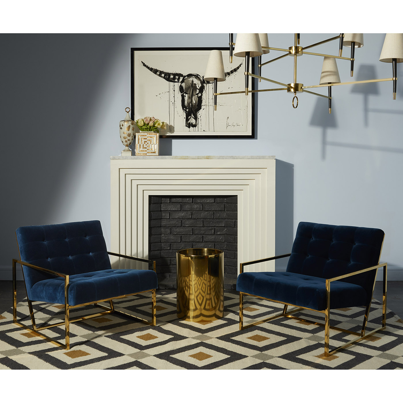 jonathan adler Jonathan Adler: Modern Chairs in a Mid-Century Modern Style Jonathan Adler Modern Chairs in a Mid Century Modern Style 4