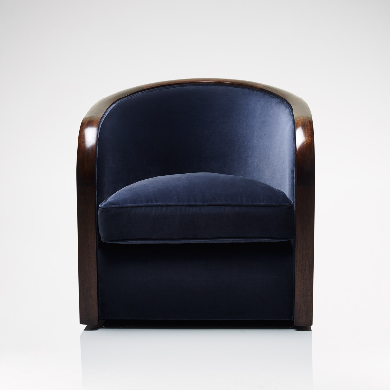 linley Linley: Armchairs with Detail and Creativity Linley Modern Chairs with Detail and Creativity 1