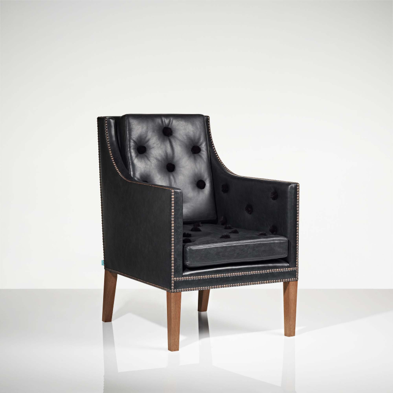 linley Linley: Armchairs with Detail and Creativity Linley Modern Chairs with Detail and Creativity 2