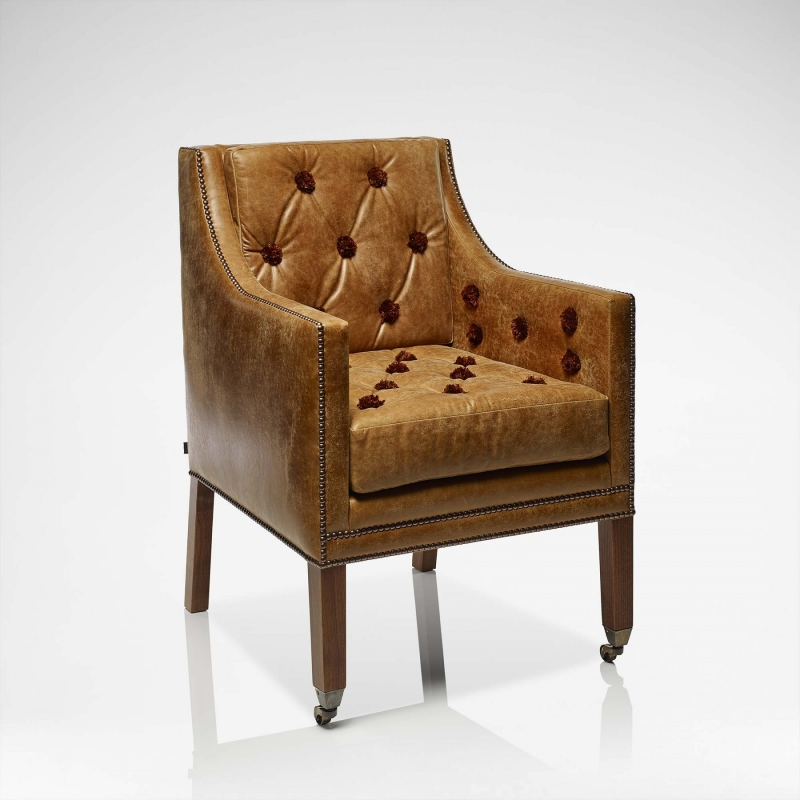 linley Linley: Armchairs with Detail and Creativity Linley Modern Chairs with Detail and Creativity 3