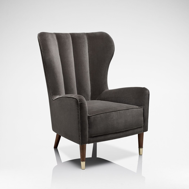 linley Linley: Armchairs with Detail and Creativity Linley Modern Chairs with Detail and Creativity 4