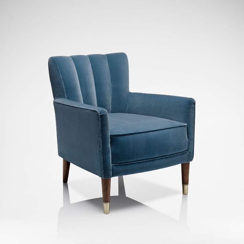 linley Linley: Armchairs with Detail and Creativity Linley Modern Chairs with Detail and Creativity 5