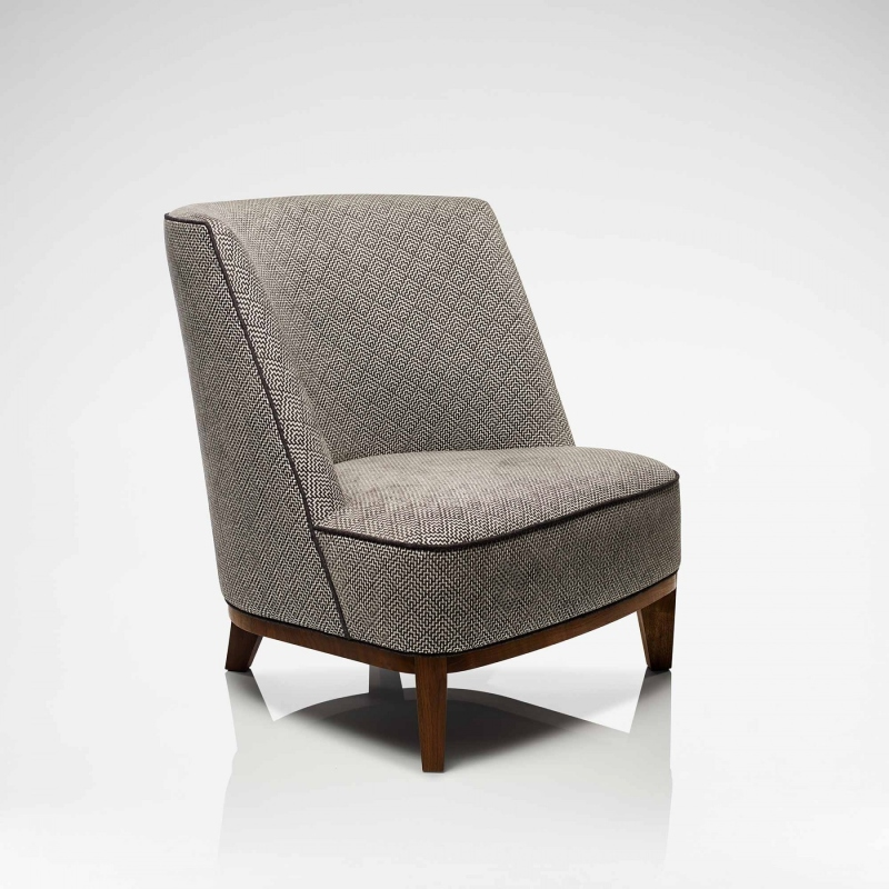 linley Linley: Armchairs with Detail and Creativity Linley Modern Chairs with Detail and Creativity 6