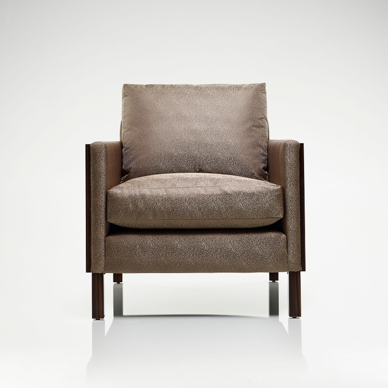 linley Linley: Armchairs with Detail and Creativity Linley Modern Chairs with Detail and Creativity 9