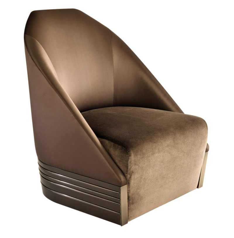 Deniz Tunc - Chair Design with Eastern Soul and Oriental Spirit