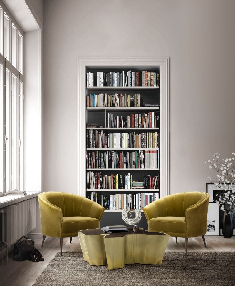 Modern Chairs for Reading Corners - The Cuddly Partner