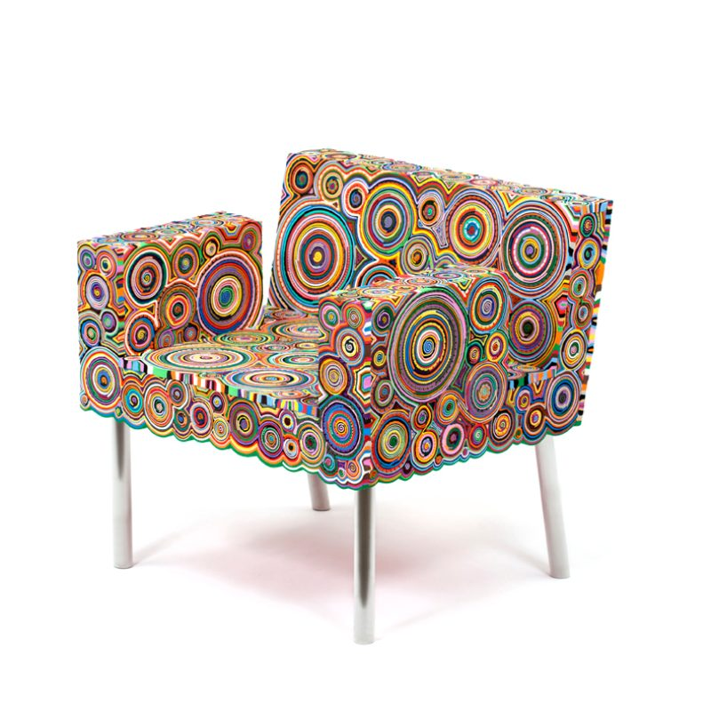 Campana Brothers, Transforming Chairs Into Art Pieces campana brothers Campana Brothers, Transforming Chairs Into Art Pieces Campana Brothers Transforming Chairs Into Art Pieces 3