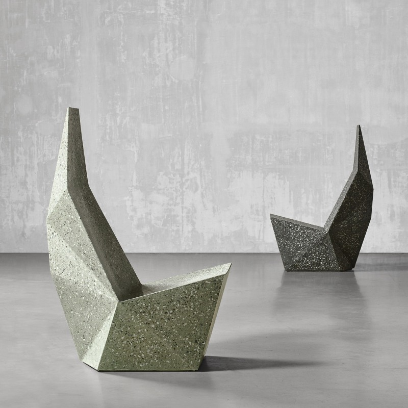 Concrete Chairs, The Sculptural and Unusual Trend concrete chairs Concrete Chairs, The Sculptural and Unusual Trend Concrete Chairs The Sculptural and Unusual Trend 1