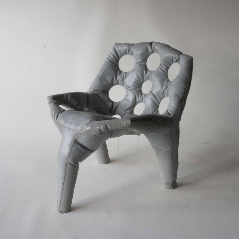 Concrete Chairs, The Sculptural and Unusual Trend concrete chairs Concrete Chairs, The Sculptural and Unusual Trend Concrete Chairs The Sculptural and Unusual Trend 6