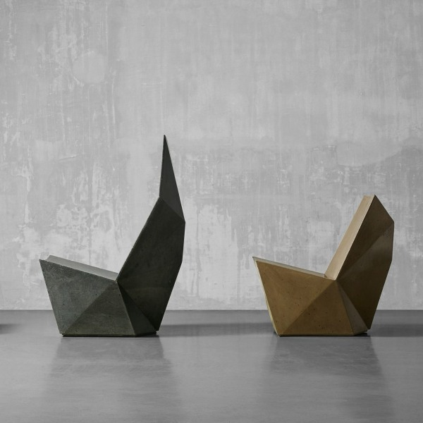 Concrete Chairs, The Sculptural and Unusual Trend concrete chairs Concrete Chairs, The Sculptural and Unusual Trend Concrete Chairs The Sculptural and Unusual Trend modern chairs Modern Chairs Concrete Chairs The Sculptural and Unusual Trend