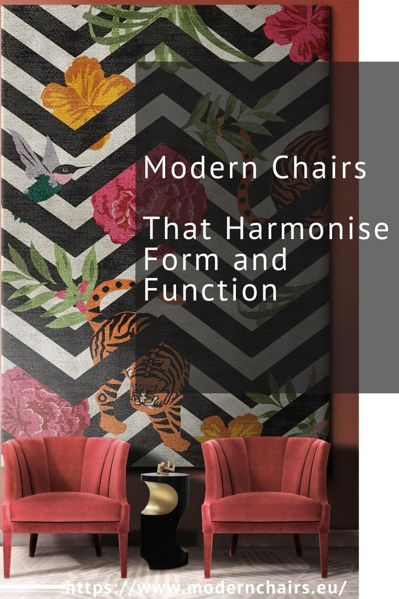 Modern Chairs That Harmonise Form and Function modern chairs Modern Chairs That Harmonise Form and Function Modern Chairs That Harmonise Form and Function 1 1