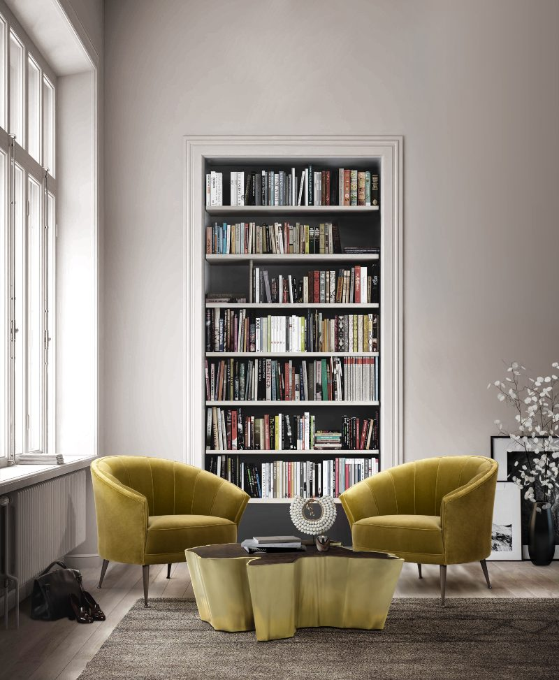 Reading Corner, The Perfect Chairs to Curl-up With Your Favourite Book