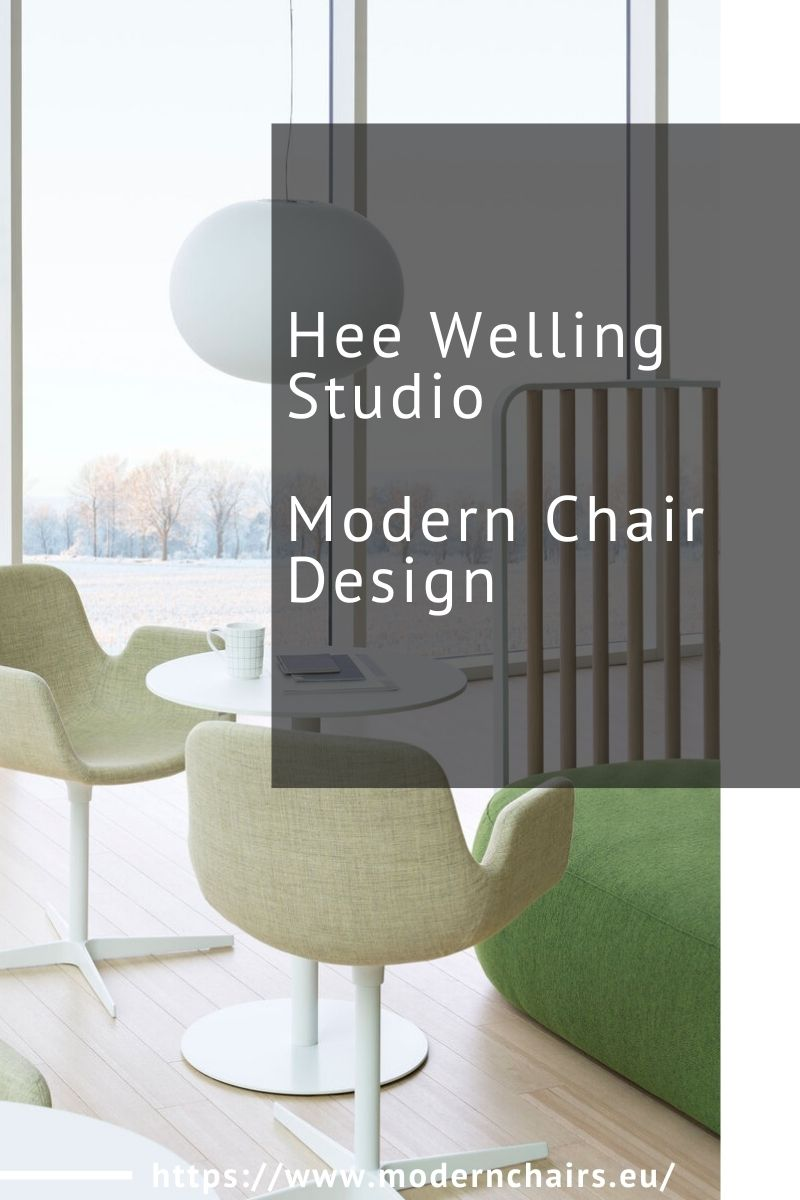 Hee Welling Studio, Modern Chair Design hee welling studio Hee Welling Studio, Modern Chair Design Hee Welling Studio Modern Chair Design 1