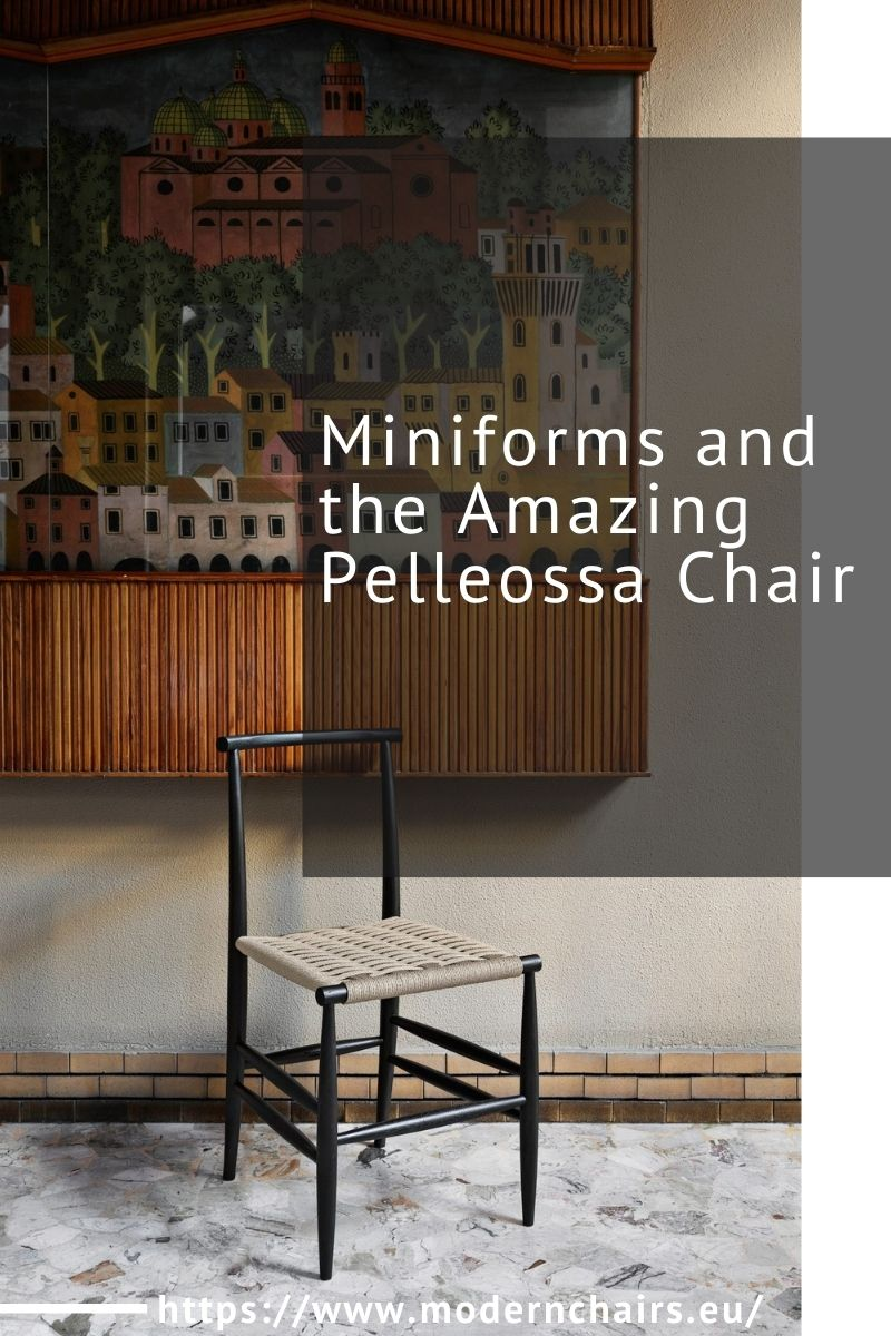 Miniforms and the Amazing Pelleossa Chair miniforms Miniforms and the Amazing Pelleossa Chair Miniforms and the Amazing Pelleossa Chair 1