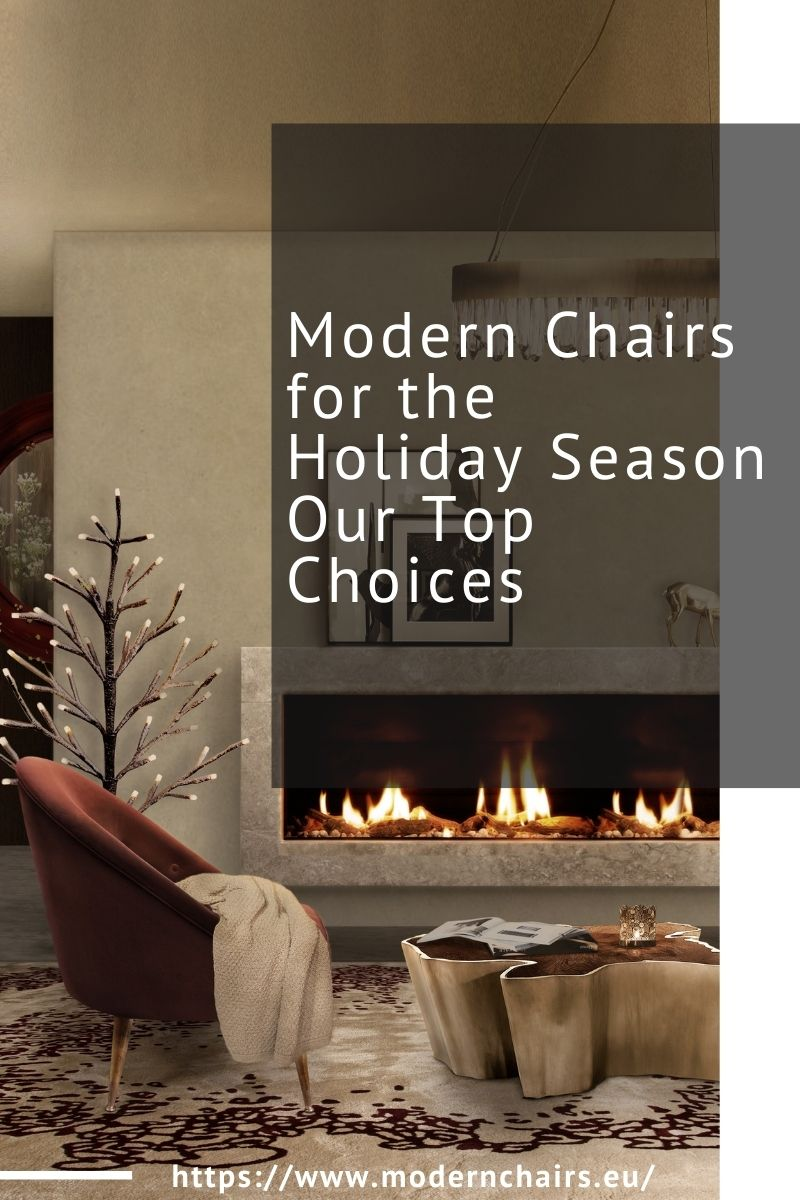 modern chairs Modern Chairs for the Holiday Season, Our Top Choices Modern Chairs for the Holiday Season Our Top Choices 1 1