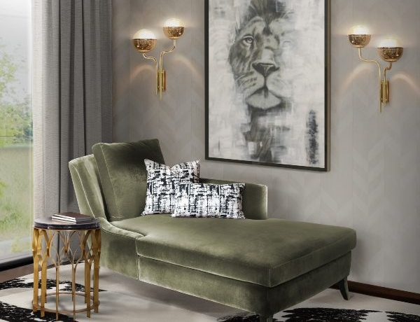 Green Modern Chairs for Every Home Division