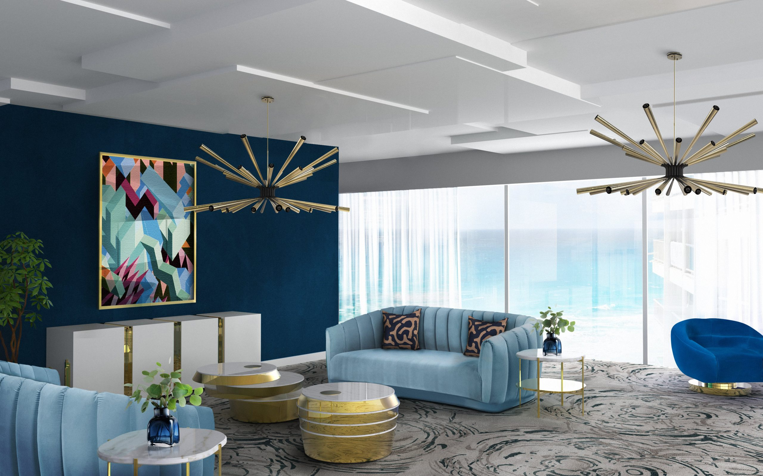 Blue Chairs: Modern and Comfortable Design For Every Room blue chairs Blue Chairs: Modern and Comfortable Design For Every Room 132 oreas sofa ambiente multimarca min scaled