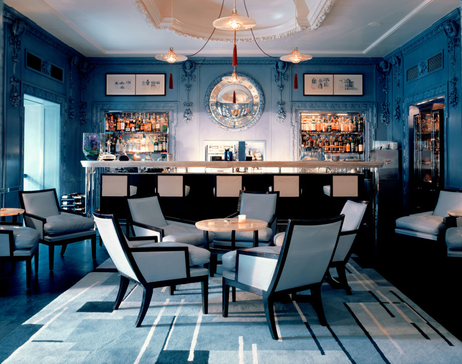 Interior Designers: The Top 10 Designers in London You Need to Know interior designers Interior Designers: The Top 10 Designers in London You Need to Know 2002   The Blue Bar at The Berkeley   London