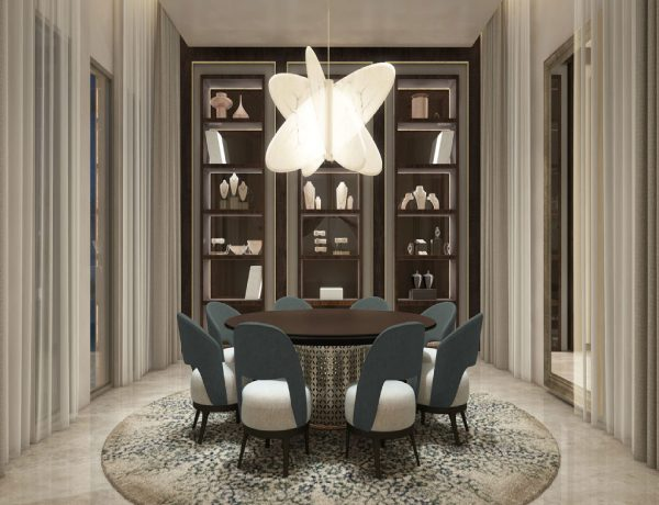 dubai interior designers Dubai Interior Designers: The Top 10 Designers You Should Know About Al Khan Palace Private Dining 03 6col 1410x921 1 600x460