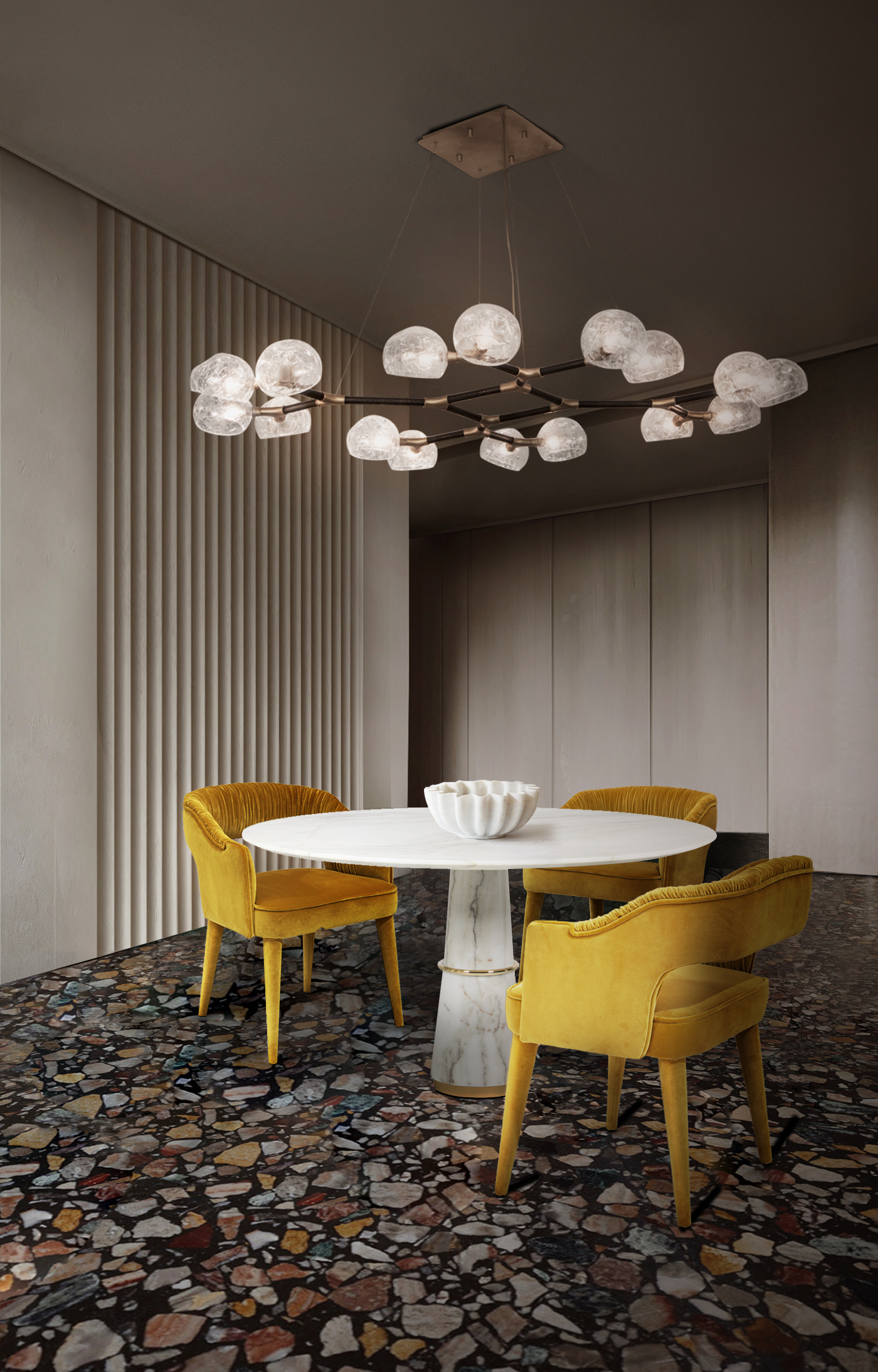 Yellow Chairs: Modern Design That Will Light Up Your House  yellow chairs Yellow Chairs: Modern Design That Will Light Up Your House BB HorusAgra