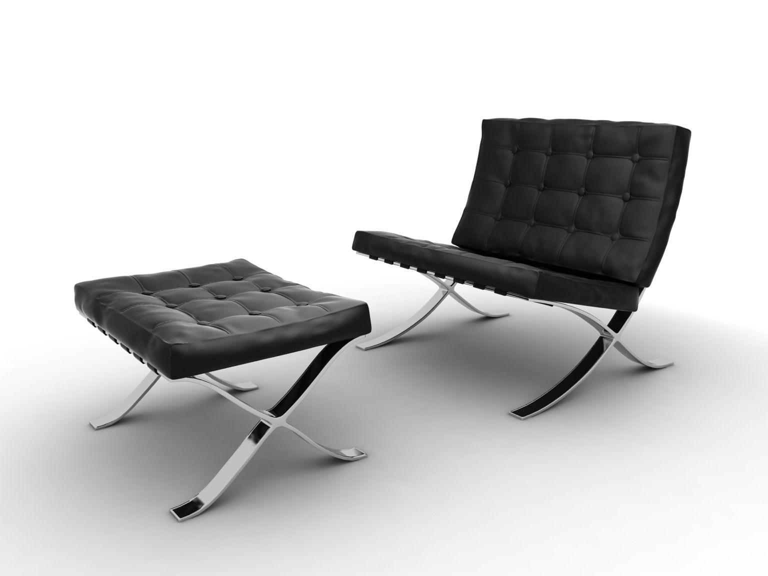 Iconic Chairs: The Top 10 Chairs Designed By Architects iconic chairs Iconic Chairs: The Top 10 Chairs Designed By Architects Barcelona Chair Mis Van Der Rohe