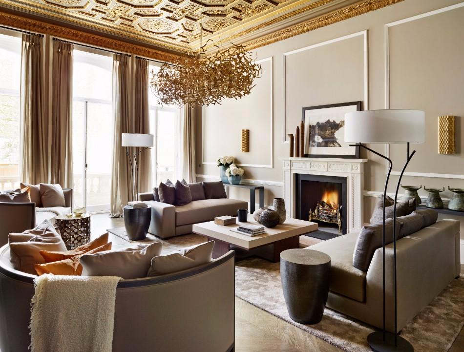 Interior Designers: The Top 10 Designers in London You Need to Know interior designers Interior Designers: The Top 10 Designers in London You Need to Know Brilliant Living Room Ideas by Top Interior Designer Fiona Barratt 8