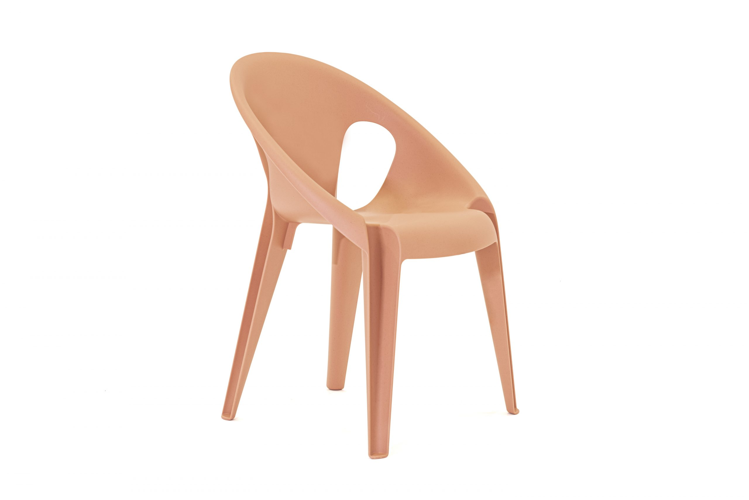Sustainable Chairs — Eco-Friendly Design Meets Modern sustainable chairs Sustainable Chairs — Eco-Friendly Design Meets Modern Magis bell chair product lateral SD2900 sunrise orange 01 hr scaled