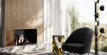 modern minimalist Modern Minimalist Design: Chairs That Suit Your Minimalist Lifestyle Malay Armchair e Koi Side Table 370x190